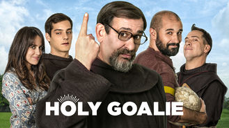 Holy Goalie affiche